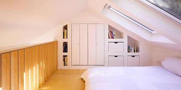 32 attic bedroom design ideas attic bedrooms bedrooms for Small attic bedroom designs