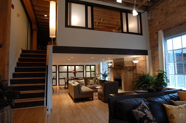 Cool Loft Apartment loft decorating ideas: five things to consider