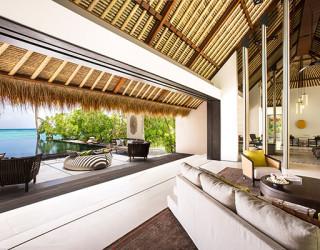 Luxury Cheval Blanc Randheli Hotel in the Maldives