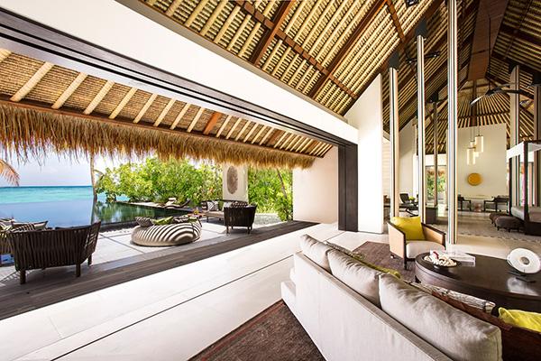 luxury acommodation maldives