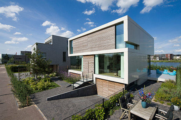 modern dutch home