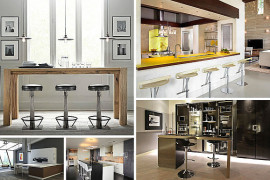 12 Unforgettable Kitchen Bar Designs