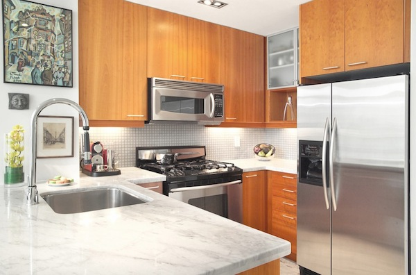Under cabinet lighting adds style and function to your kitchen view in gallery modern kitchen undercabinet lights aloadofball Image collections