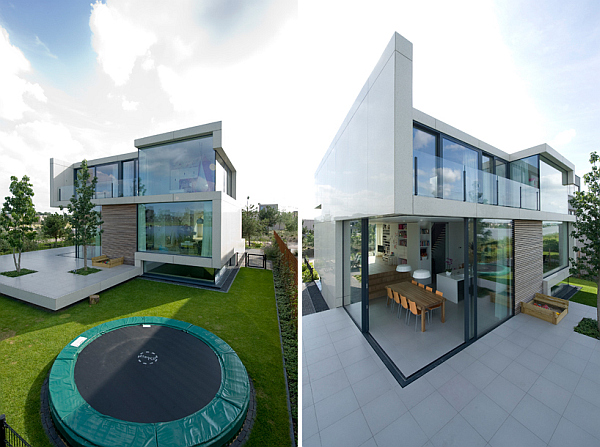 modern lines home