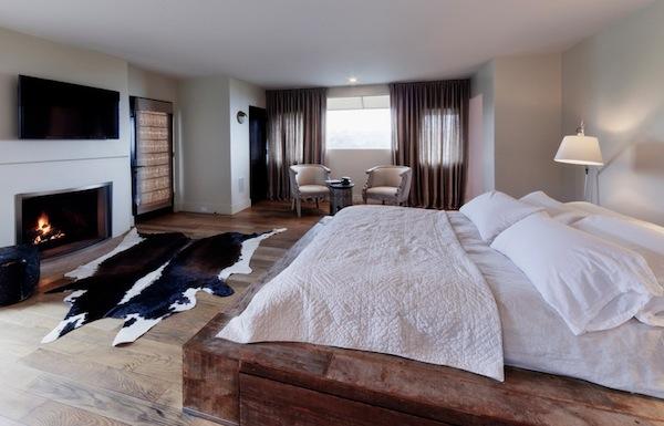 platform beds wood