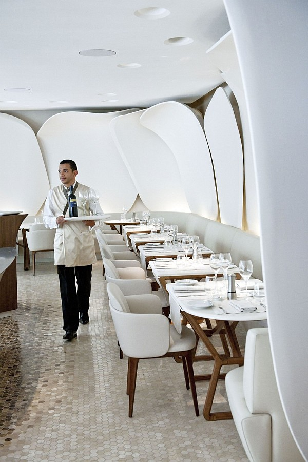 restaurant design paris