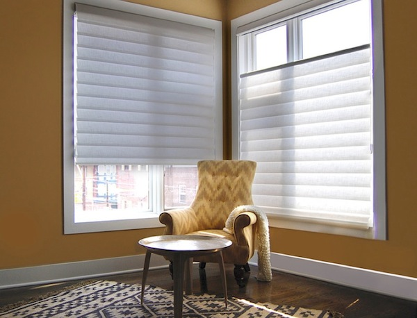 Adding style to your home with modern window blinds for Window blinds ideas