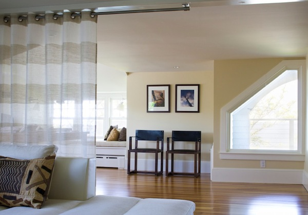 View In Gallery Room Divider Curtain