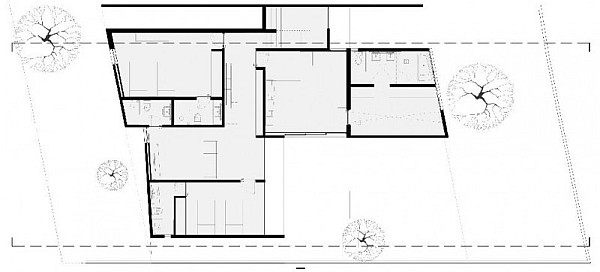 second level home plans