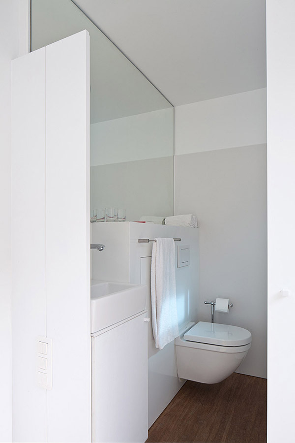 shipping container - home bathroom