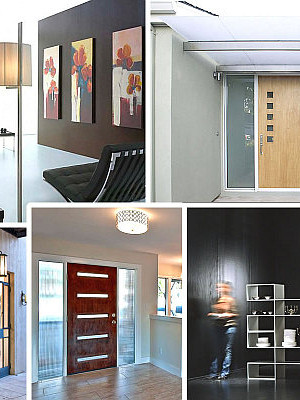 stylish door designs