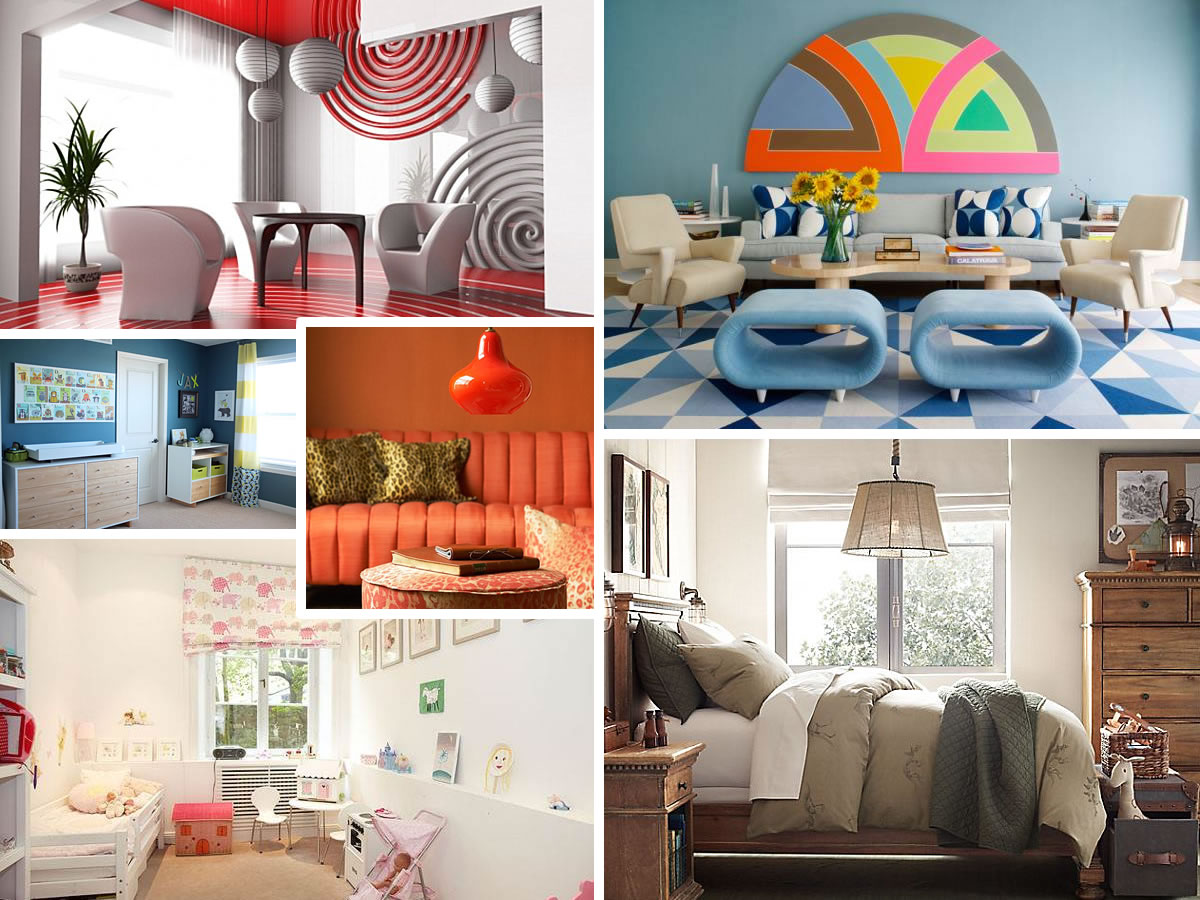 stylish room themes