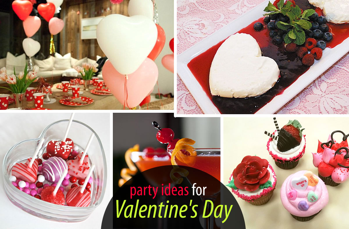 valentines day party ideas How to Throw a Valentines Day Party