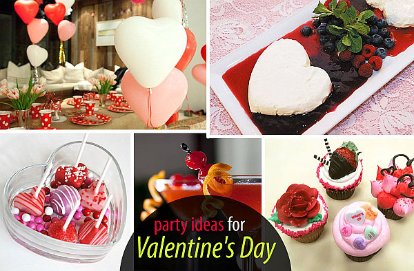 valentines day party inspiration