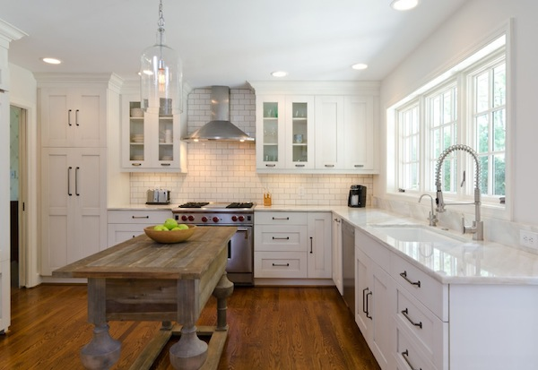 White Kitchen Lighting under cabinet lighting adds style and function to your kitchen
