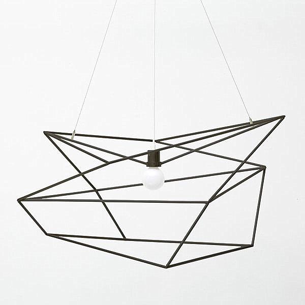 View In Gallery Angular Pendant Lighting