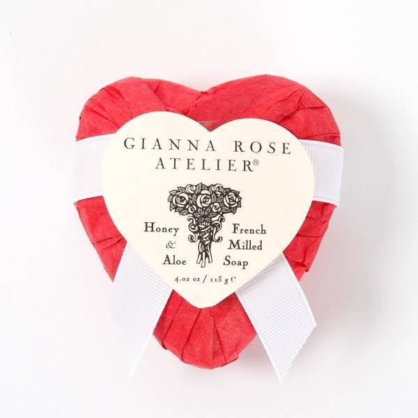 view in gallery beautifully wrapped valentines day soap