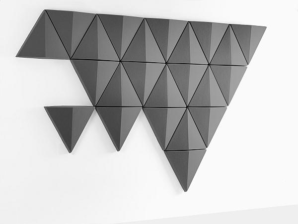Bits Wall, design Anya Sebton