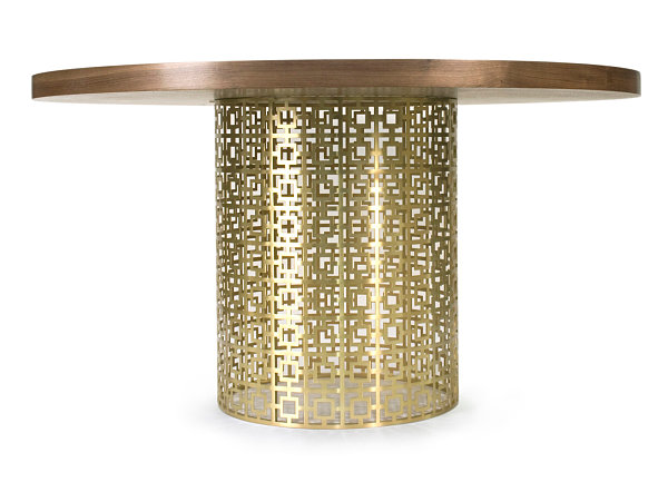 brass furniture. view in gallery brass and wooden dining table furniture d
