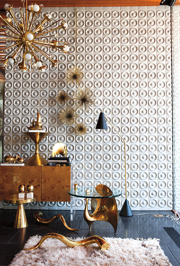 Brass finds from Jonathan Adler Brass Is Back: 12 Brass Decor Pieces to Love in 2013