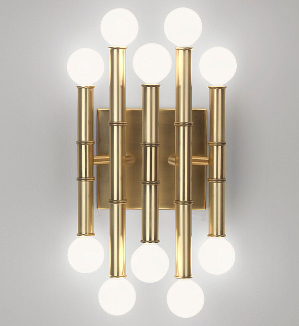 Brass Is Back 12 Brass Decor Pieces To Love In 2013
