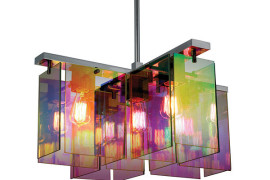 Modern Pendant Lighting With Futuristic Style