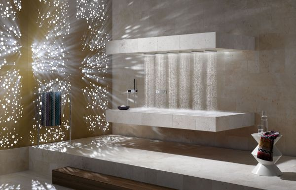 View In Gallery Dornbracht Horizontal Shower