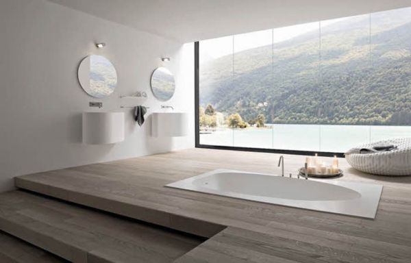 Fabulous luxury Bathroom Interior