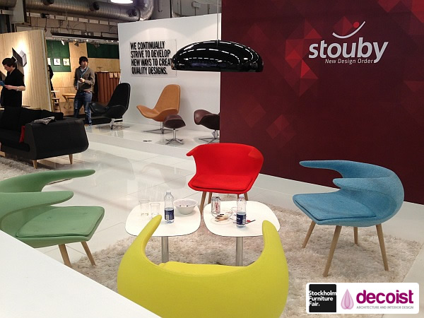 Frost chairs by Stouby