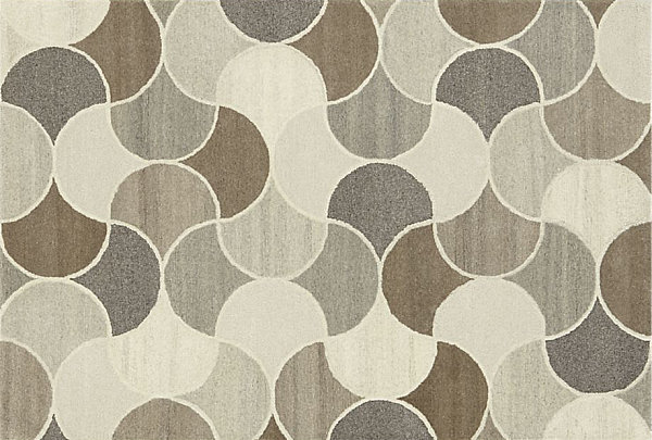Geometric neutral rug