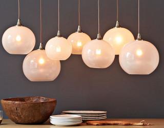Modern Pendant Lighting With Futuristic Style