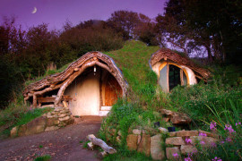 Unforgettable Underground Homes