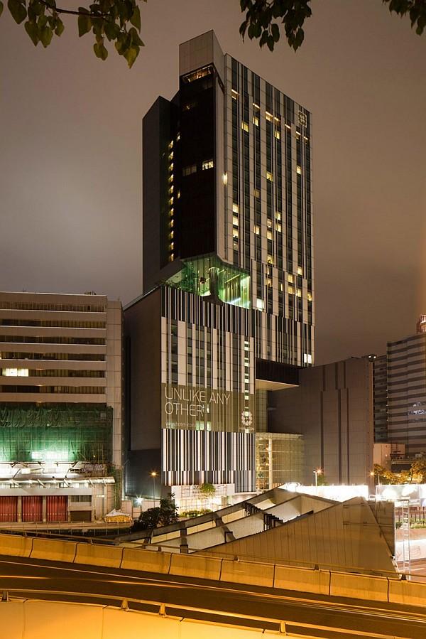 Hong Kong - Icon Hotel 1