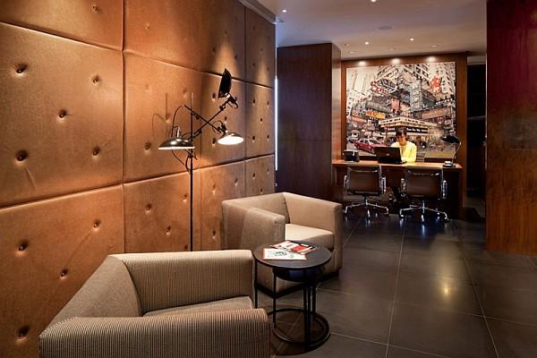 Hong Kong - Icon Hotel 11
