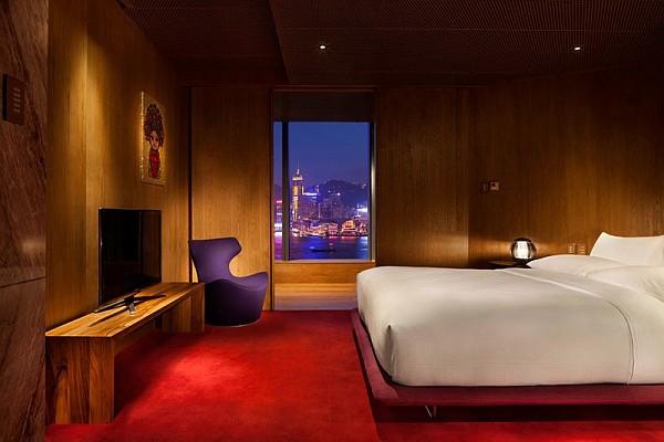 Hong Kong - Icon Hotel 12