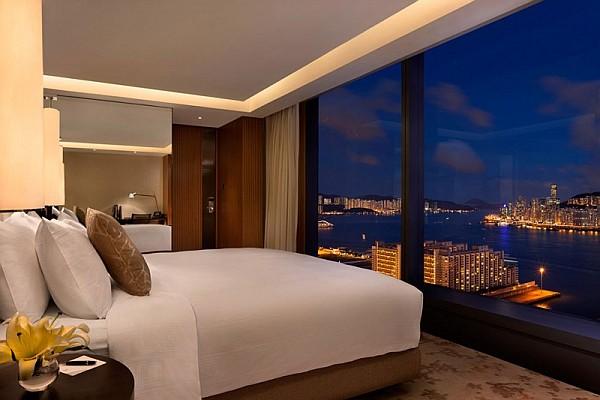 Hong Kong - Icon Hotel 13