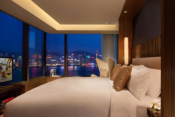 Hong Kong - Icon Hotel 14