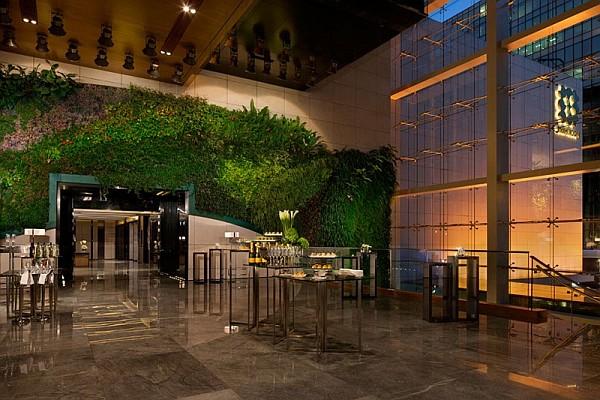 Hong Kong - Icon Hotel 17