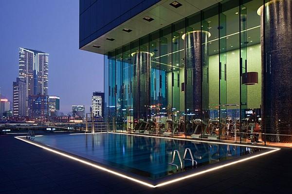 Hong Kong - Icon Hotel 18
