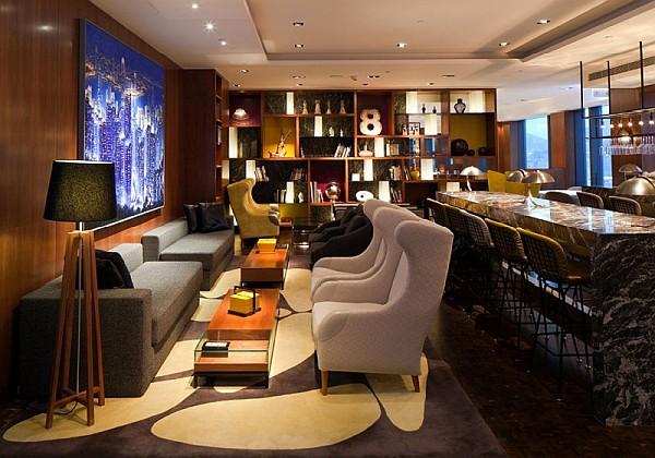 Hong Kong - Icon Hotel 9