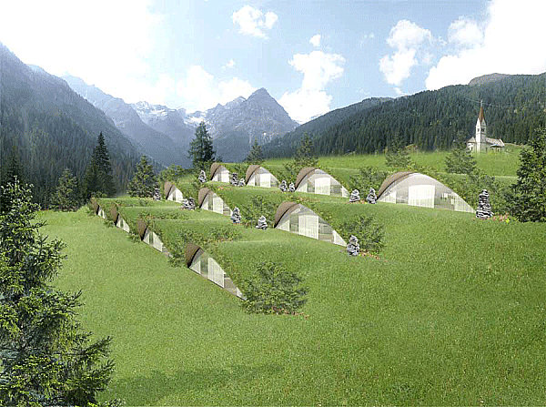 Italy's eco-friendly Bella Vista Hotel