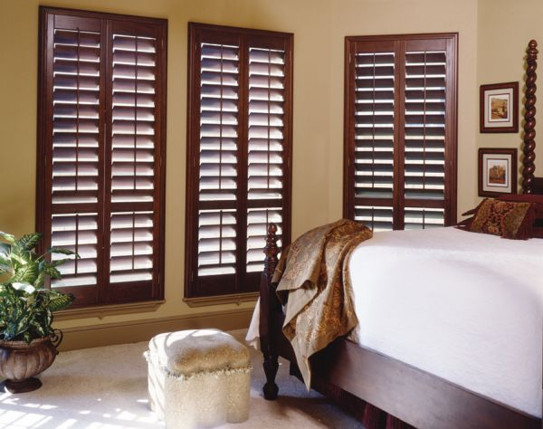 lovely use of shutters to control natural ventilation stylish shutters