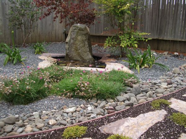 Elegant View In Gallery Lovely Use Of Stone And Still Water In This Home Japanese  Garden Part 30