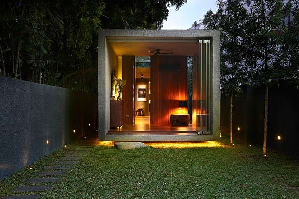 Lucky Shophouse by CHANG Architects 15