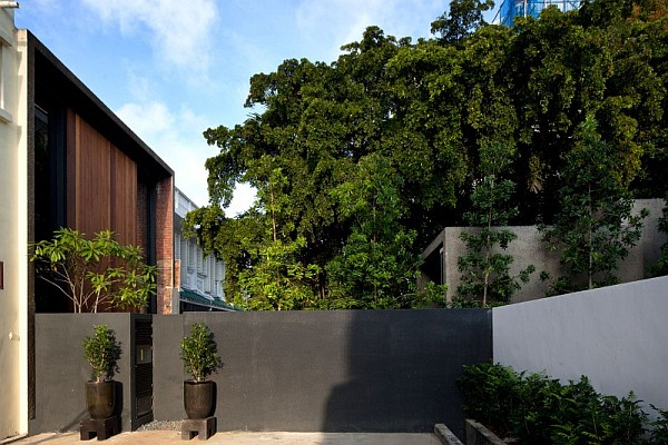 Lucky Shophouse by CHANG Architects 2 Lucky Shophouse: Ravishing Renovation in Singapore Aims to Restore Nostalgic Past