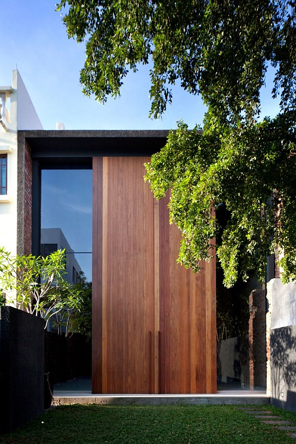 Lucky Shophouse by CHANG Architects 3