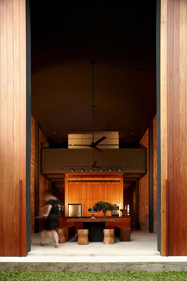 Lucky Shophouse by CHANG Architects 4