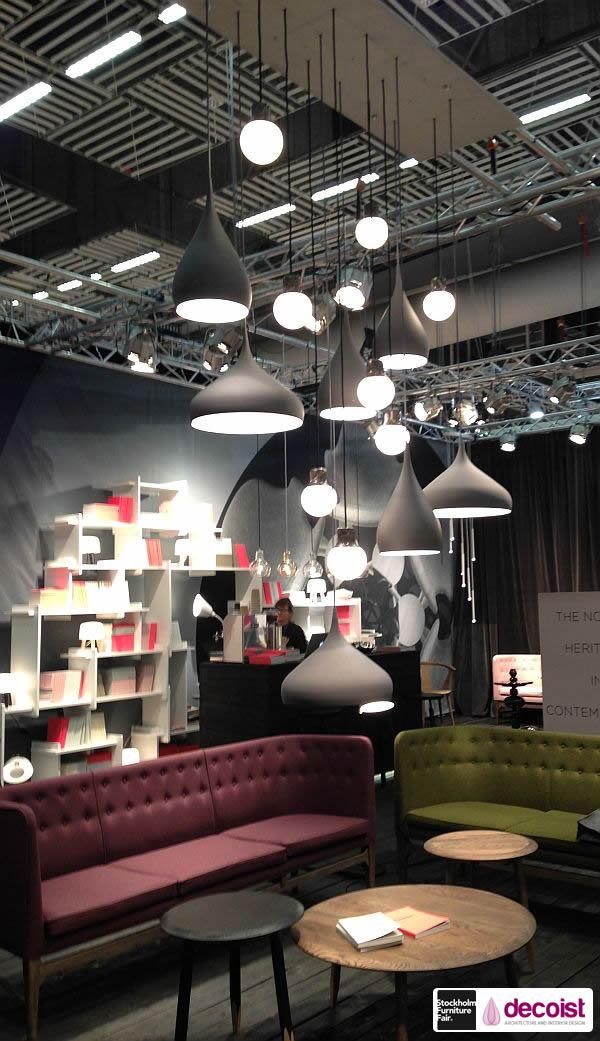 Mayor Sofa - Stockholm Furniture Fair