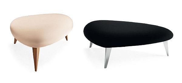 Mimic Bench - memory foam sofa by Materia