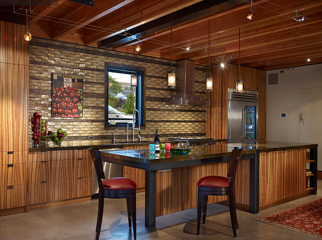 Modern Seattle kitchen